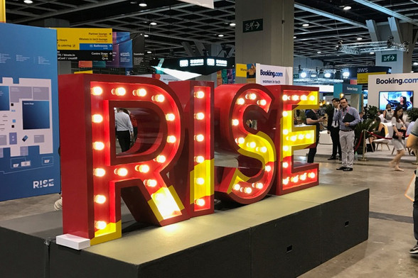 Blockchain Solutions Launches  CryptoGO MKII @ RISE Conference 2019