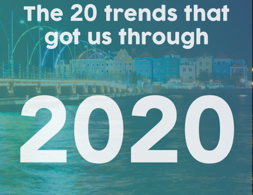 The 20 trends that got us through 2020