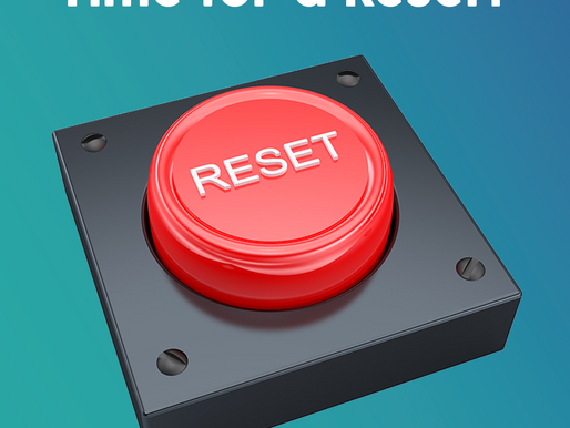 Time for a reset?