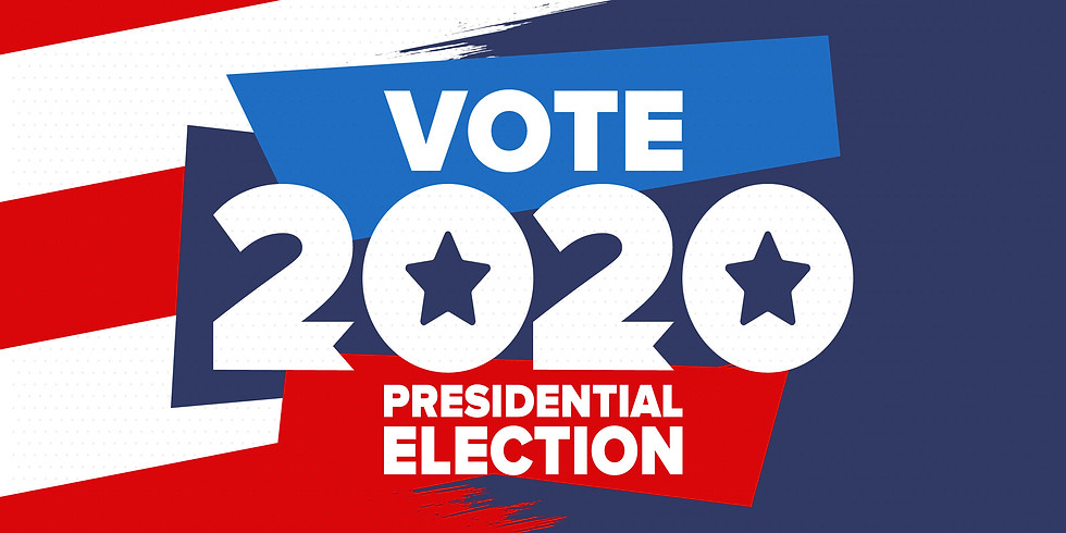Election Day - VOTE 2020