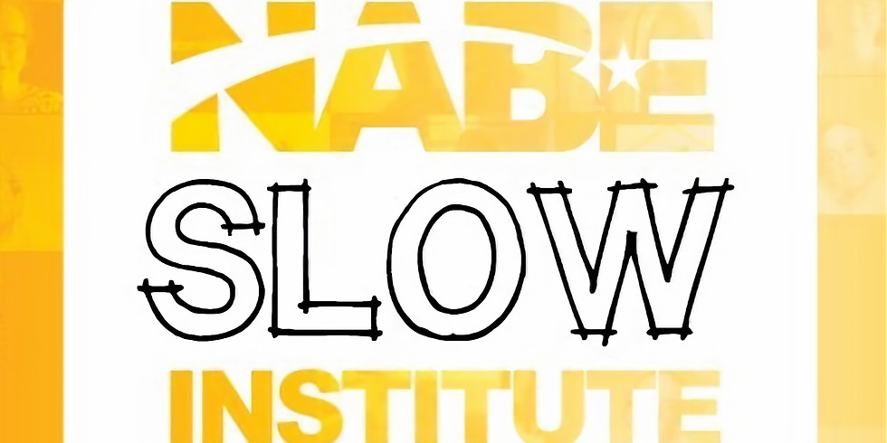 NABE Slow Institute: Explicit Instruction for ELLs with Disabilities