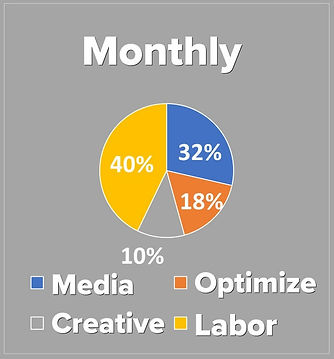 UNM Consulting_cost for services_Monthly