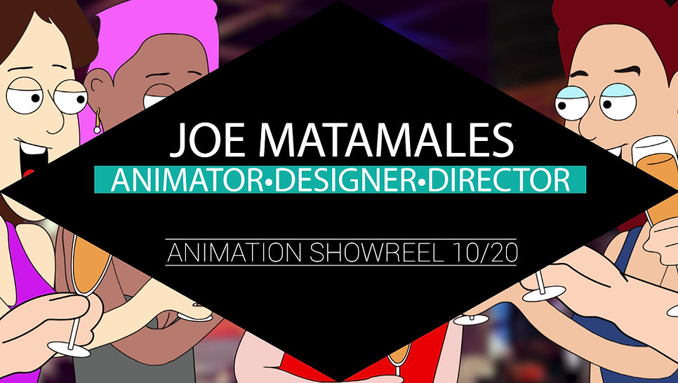 This is my Animation Showreel, it features a collection of my Animation work. BrainForest Digital is an Animation production studio. We have over 25 years of production experience. We do it all from script to finished video.  BFD Animation, BrainForest Digital, Joe Matamales, Cartoons, Character Design, Explainer Video, Corporate Video, Commercial, Film, Animation, Motion Graphics, Music Videos, 2D animation, Animator, Music Videos, Vector Art, animatic, Director, Animation Director, Social Media, trailer, design, video games, graphics, Mobile Content, Digital, Graphic Animation, Editing, Demo Reel, Preview, After Effects, Adobe Premiere, PhotoShop, motion comics, Music Videos,