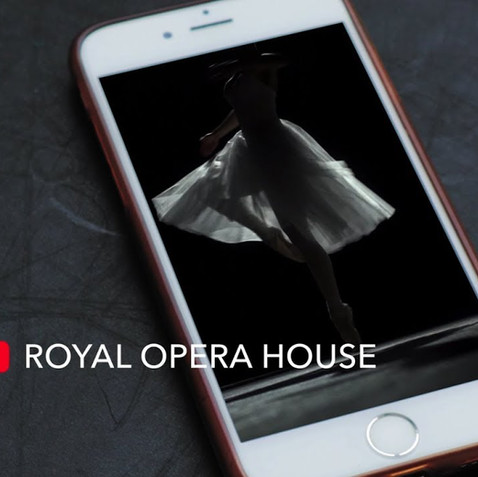 Royal Opera House promo