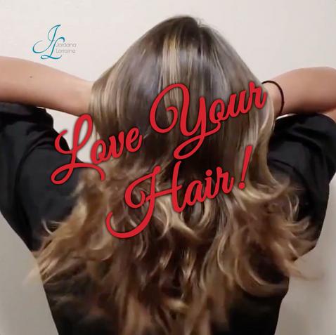 Valentine Hair