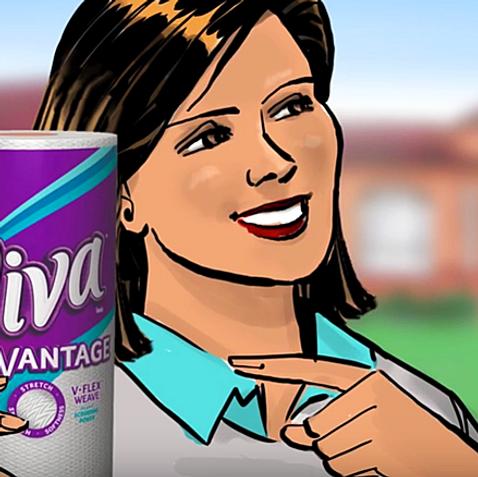 Kim, Viva Paper Towel