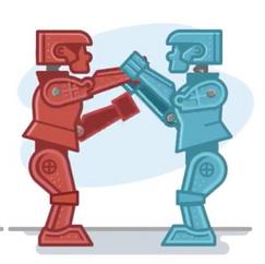 Rock-em-Sock-em-Robot