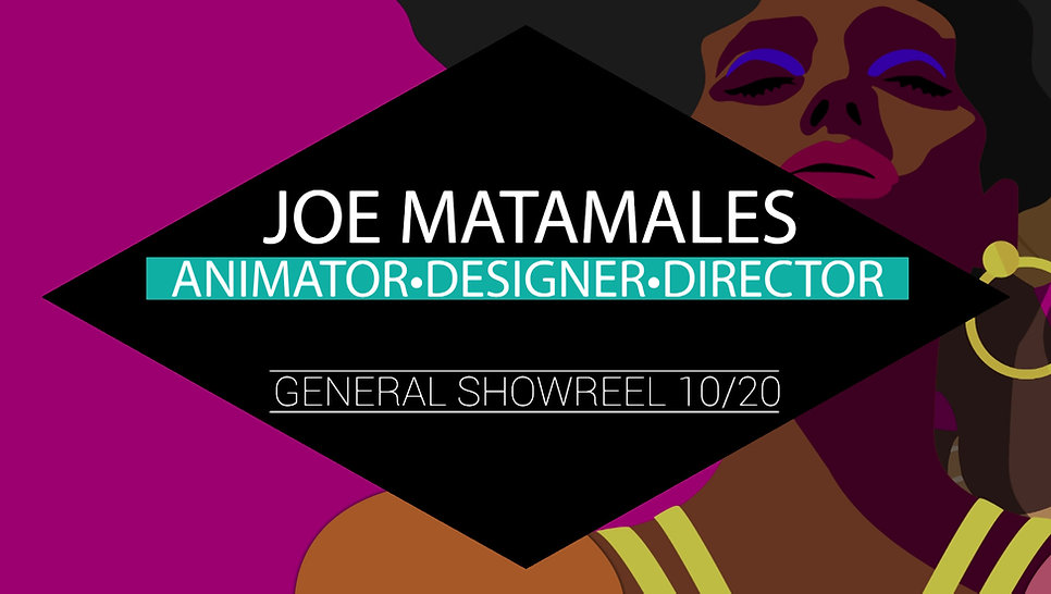 This is my General Showreel, it features a collection of my Animation and Motion Graphics work. BrainForest Digital is an Animation production studio. We have over 25 years of production experience. We do it all from script to finished video.  BFD Animation, BrainForest Digital, Joe Matamales, Cartoons, Character Design, Explainer Video, Corporate Video, Commercial, Film, Animation, Motion Graphics, Music Videos, 2D animation, Animator, Music Videos, Vector Art, animatic, Director, Animation Director, Social Media, trailer, design, video games, graphics, Mobile Content, Digital, Graphic Animation, Editing, Demo Reel, Preview, After Effects, Adobe Premiere, PhotoShop, motion comics, Music Videos,