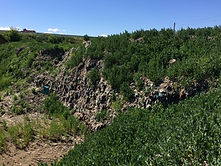 Заключительный этап ликвидации свалки твердых бытовых отходов в г. Урюпинске (Волгоградская область)