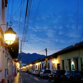 Zurück nach San Cristóbal - zurück in die Gegenwart