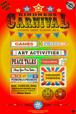 Kindness Carnival Stuff_Poster