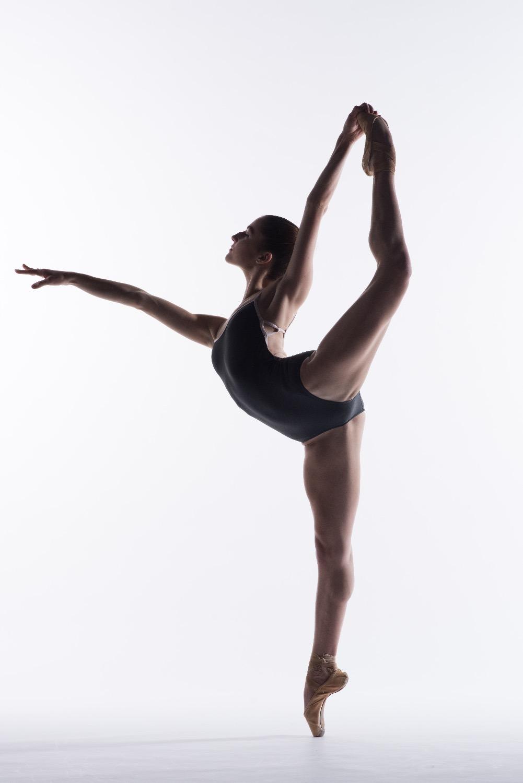 ANNA, danseuse de ballet
