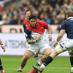 CYRIL, rugbyman