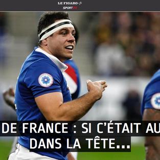 XV de France, et si c'était mental ?