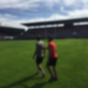 Préparation mentale au Stade Toulousain avec Olivier Leprêtre