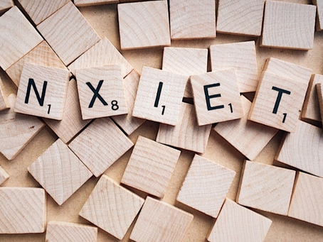 Anxiety in the time of Covid