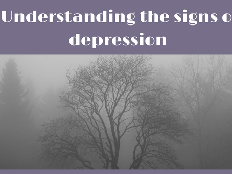 Understanding the signs of depression