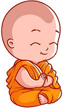 Retiro Mindfulness online Buda sentado.p