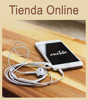 Tienda online con pack de meditaciones guiadas y productos y soportes sencillos para aprender mindfulness
