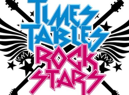 Times Tables Rockstars!