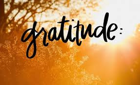 Gratitude Afternoon - March 2021