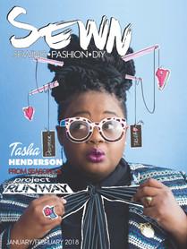 SEWN MAGAZINE JAN-FEB 2018 ISSUE [REVISE
