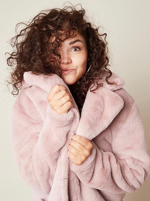 Coat Teddy Roze