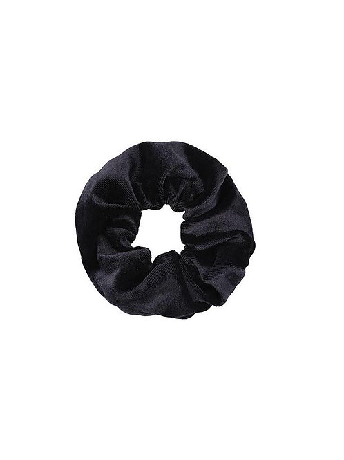 Scrunchie Zwart Velvet
