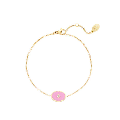 Armband Lollipop Pink