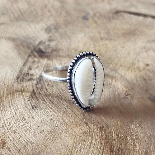 Schelp Ring