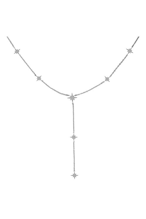 Ketting Ster Zilver