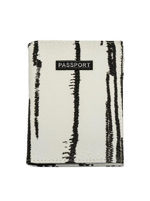 Paspoort Case Marble