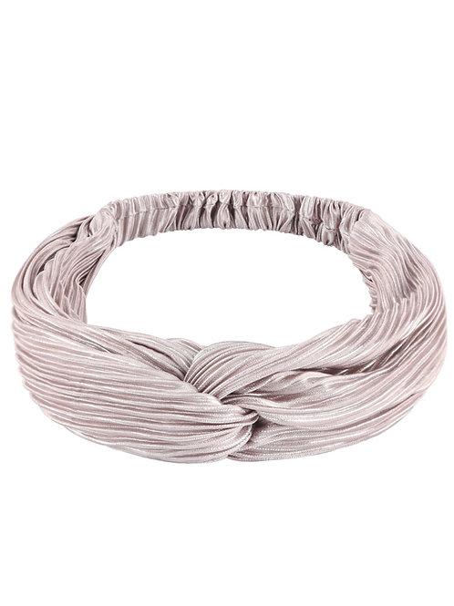 Haarband Shine Grijs/Zilver