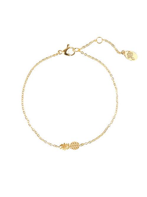 Armband Ananas Goud