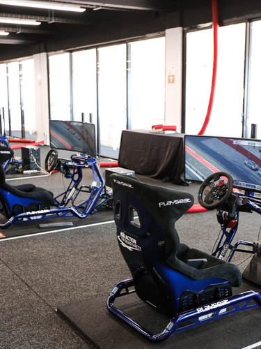 Circuit de Catalunya. Espai pis boxes