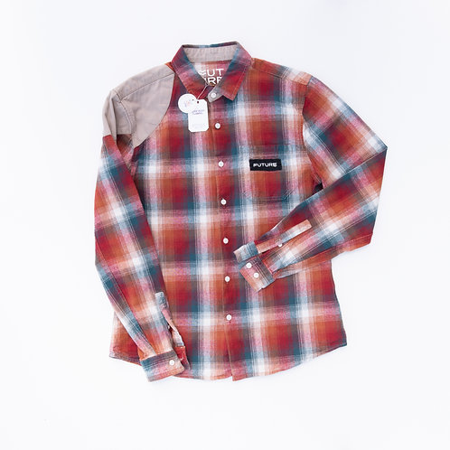 Collective Delusion Flannel