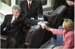 KTG Clintons Inauguration