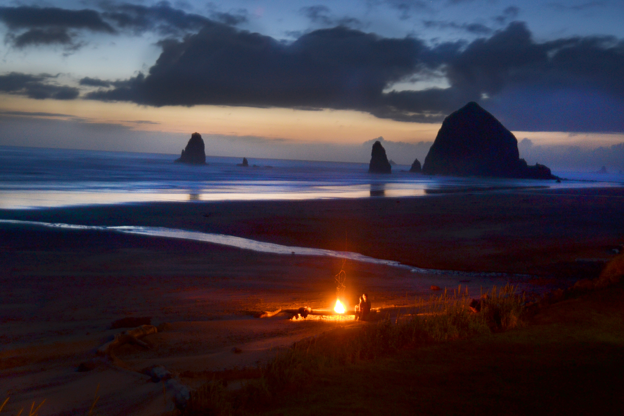Cannon Beach Sunset S