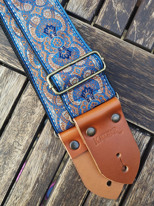 Kingfisher Guitar Strap