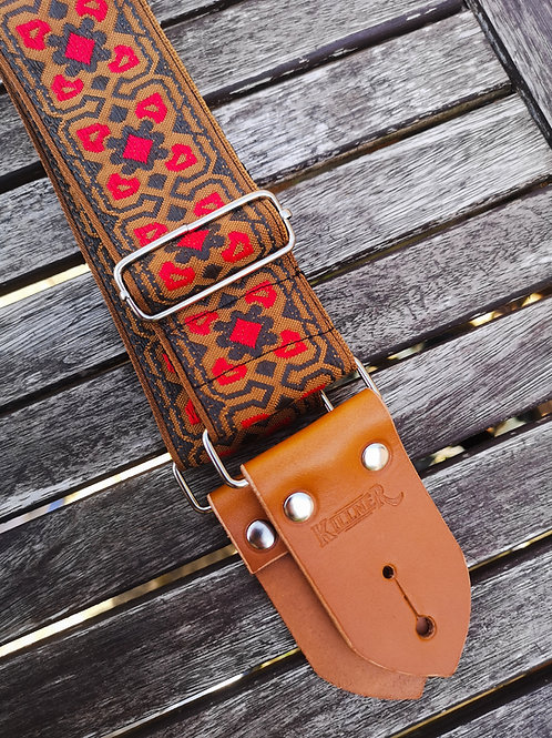 Travelling Band Guitar Strap