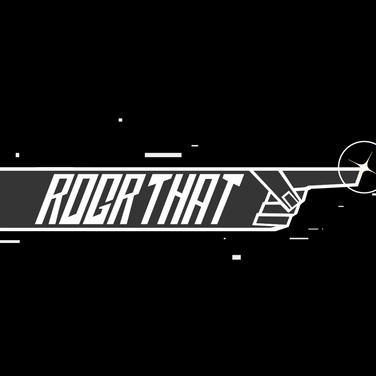 'Roger That' - Logo Animation