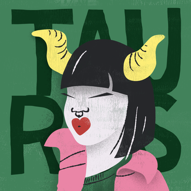 'Taurus' - Artwork