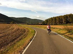 Ruta Pirinexus, recorriendo el interior y Costa Brava por rutas cicloturistas.