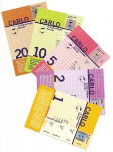 Carlo - waluta regionalna w Karlsruhe i okolicach.