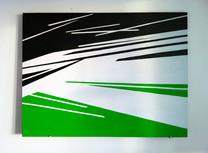Art - zelená