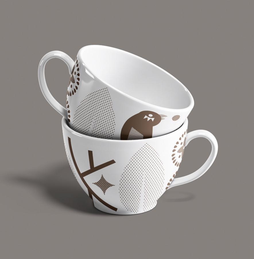 La boheme cafe hrnky