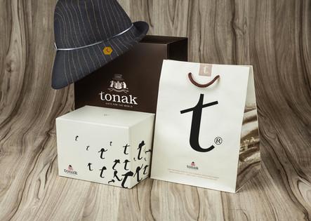 Packaging design - Tonak