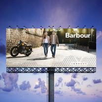 Billboard - Barbour