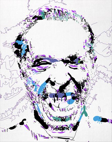 Art - Bukowski line
