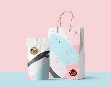 Packaging design - Creme de la creme